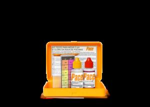 Pace Teste Kit PH e Cloro